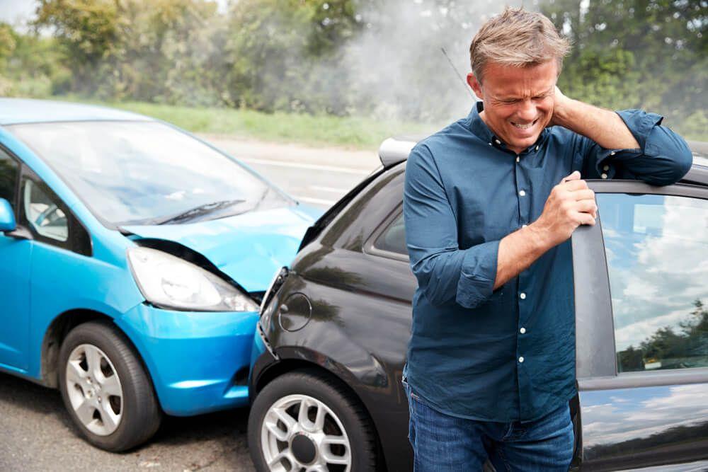 Letselschade bij verkeersongeluk